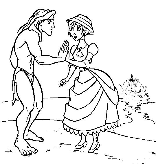 images tarzan coloring pages - photo#45