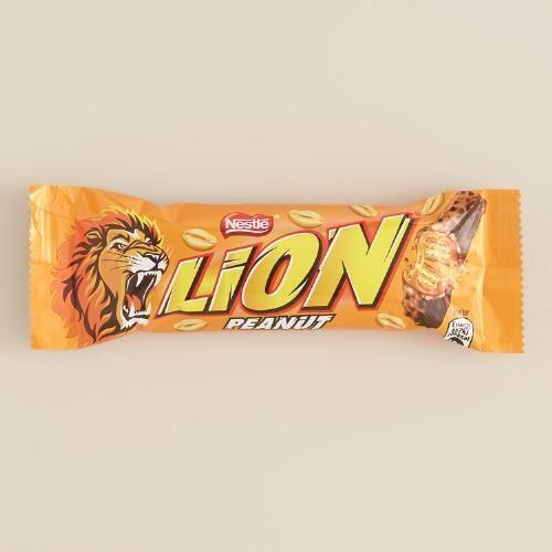 Peanut Lion Chocolate Bar | World Market
