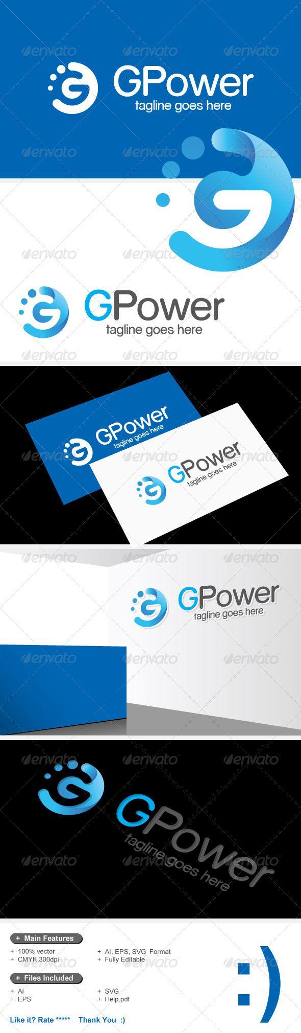G Letter Logo — Vector EPS #g #app • Available here → https://graphicriver.net/item/g-letter-logo/7521495?ref=pxcr