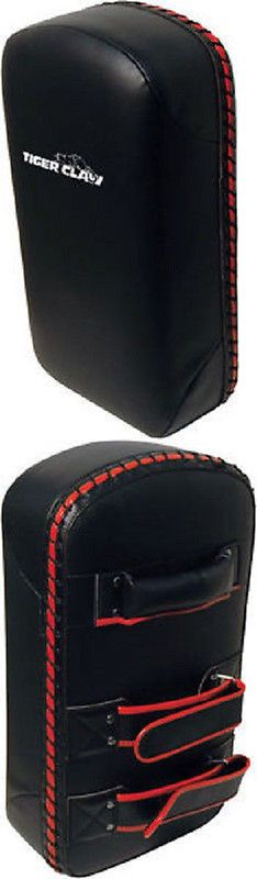 Strike Pads and Mitts 179789: Kickboxing Muay Thai Kicking Shield Mma Training Equipment Kick Punch Strike Pad -> BUY IT NOW ONLY: $49.95 on eBay!