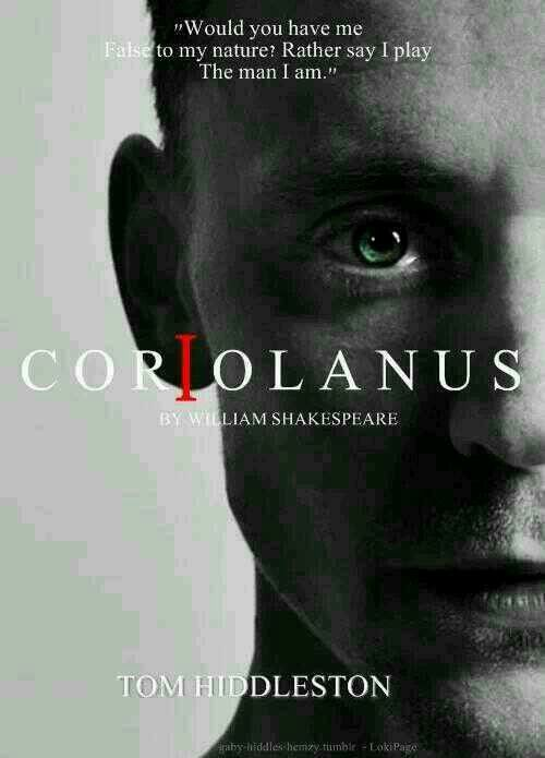 Coriolanus♥! I cant wait until Feb 1!!!!!