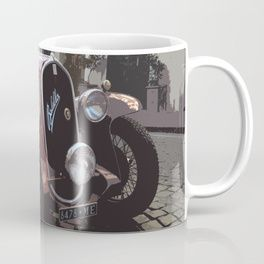 Mille Miglia No.96 - Exclusive mug collections designed by The Luxury Boudoir will be on sale for a set period only! mugs coffee tea mille miglia designer mugs