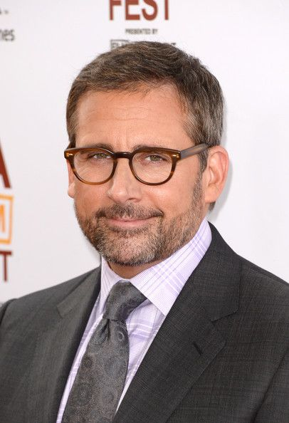 Steve Carell. The older he gets, the better looking he gets.
