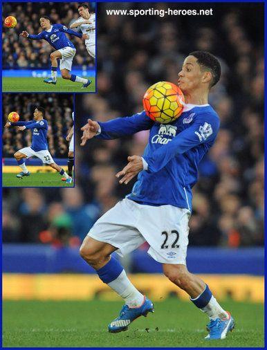 Steven Pienaar - Everton FC - Premiership Appearances