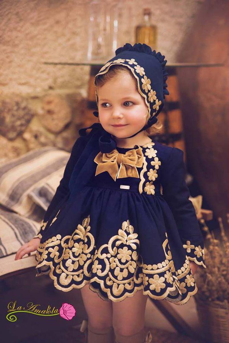 #Colección #Joya, La Amapola #Moda #infantil #niño #niña Disponible en http://www.trendingross.com/marcas/moda-infantil-3/la-amapola.html