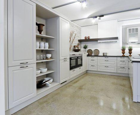 Rustikální kuchyně Mara. Kuchyně a spotřebiče jedné značky - gorenje. #kuchyně #design #interiér #domov #gorenje