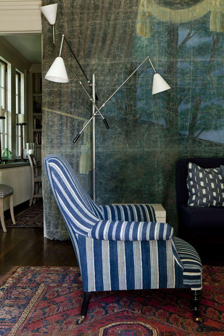 Billy Cotton » Interiors