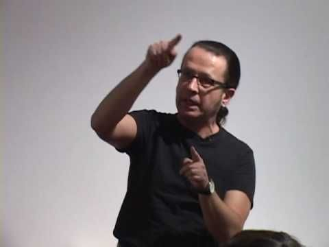 "▶ Manuel Delanda, ""Deleuze and the Use of the Genetic Algorithm in Architecture"" - YouTube"