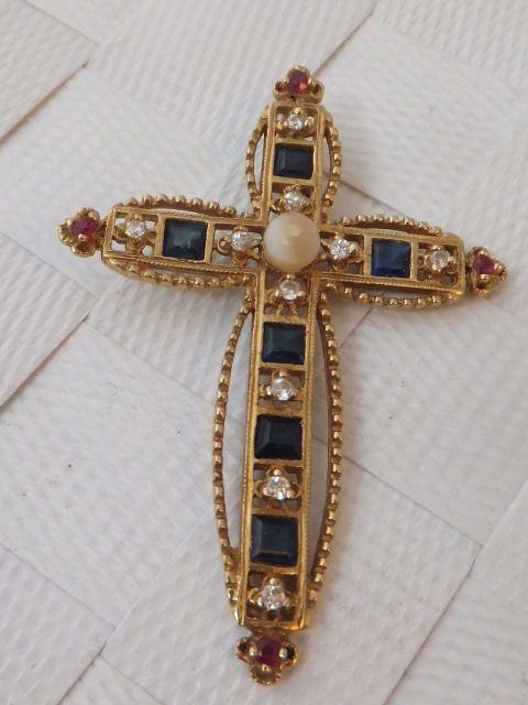 Very 349 best Cross Pendants images on Pinterest | Cross pendant  AB27