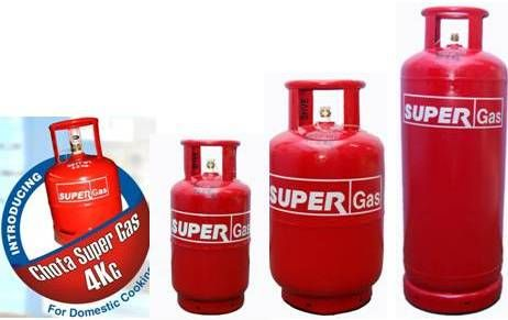 SUPER Gas LPG Cylinders for Domestic, Commercial and ...