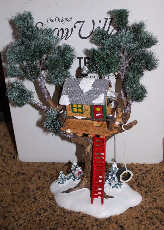 19 best Snow Village images on Pinterest | Christmas villages ...