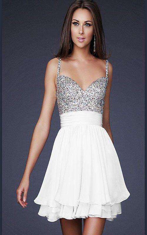 Silver White Dresses_Other dresses_dressesss