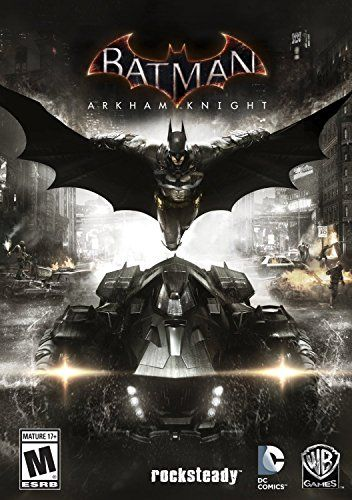 Batman: Arkham Knight [Online Game Code] CD Key for STEAM @ niftywarehouse.com #NiftyWarehouse #Batman #DC #Comics #ComicBooks