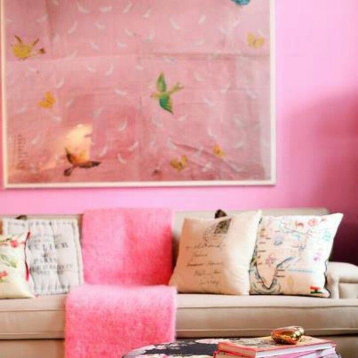 96 best Pink images on Pinterest   Baby girl nurserys, Bedroom girls ...