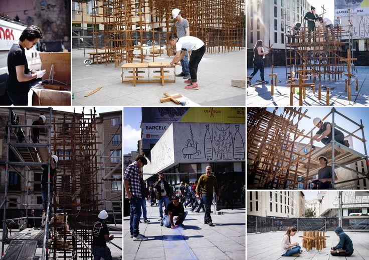 Gallery - BCN Re.Set - Identity Pavilion / Urbanus - 9