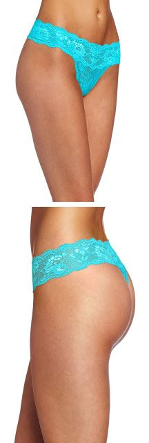Blue Panties Cosabella Women's Never Say Never Low Rise Cutie Thong Panty $11.64 - $26.00 & FREE Returns on some sizes and colors.