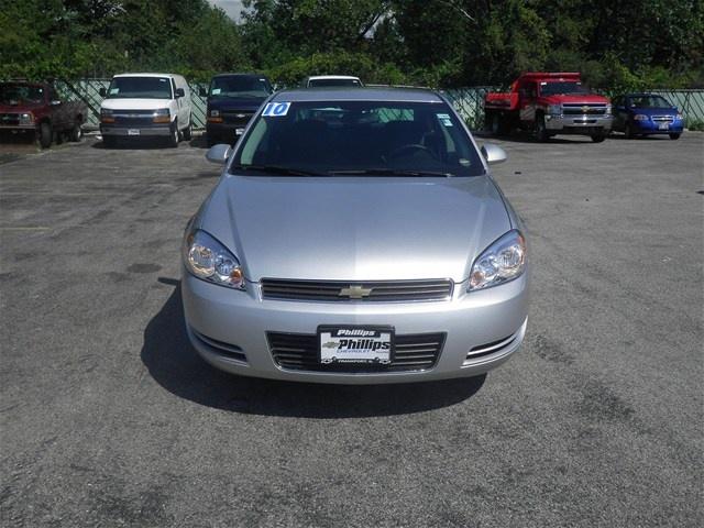 2010 Chevrolet Impala, Silver Ice Metallic, 11254182