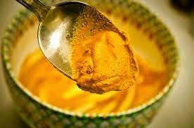 eniaftos: Face Mask Recipe for Wrinkles, Rosacea, Acne and Dark Circles based on Turmeric