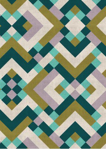 """série """"green patterns"""""""