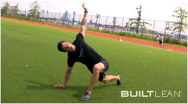 Best Dynamic Stretching Exercise Before Your Workout - BuiltLean