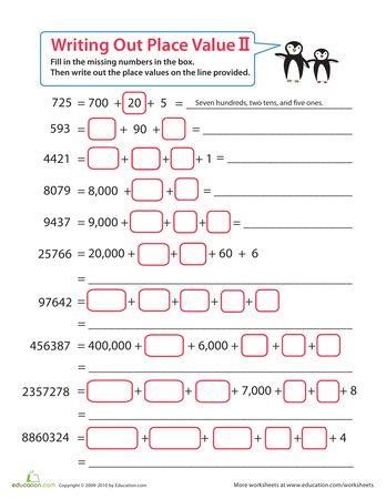 Mejores 26 imágenes de Math en Pinterest | Segundo grado, Fracciones ...