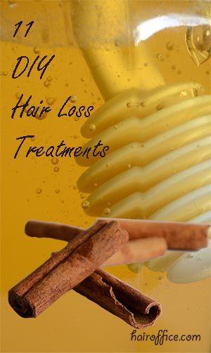 11 DIY Hair Loss Treatments