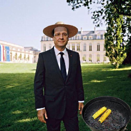 Top 17 des détournements de la photo officielle de François Hollande | Topito