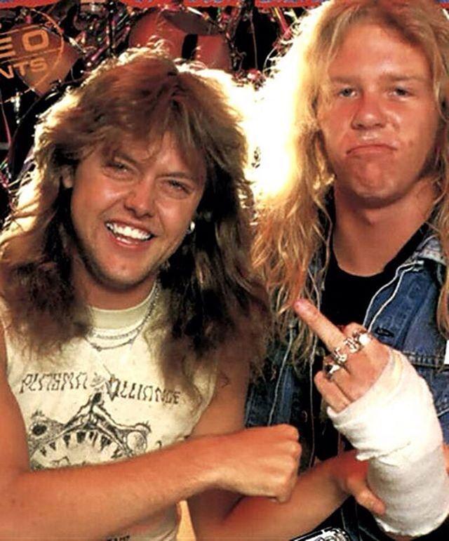 #metallica #kirkhammett #larsulrich #cliffburton #jameshetfield #roberttrujillo #jasonnewsted #rocknroll #metal #bands #music #megadeth #anthrax #slayer #blacksabbath #pantera #judaspriest #motorhead #ironmaiden #acdc #gunsnroses #defleppard #deeppurple