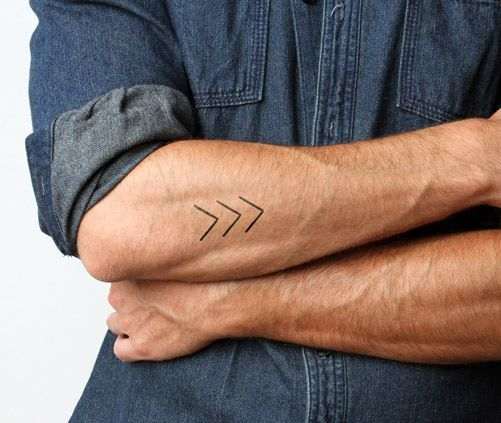 Tatouage minimaliste sur le bras #tattoo #tattoos #tatouage #minimaliste