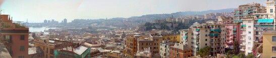 #Genova in Italy @2015 #port of Genoa
