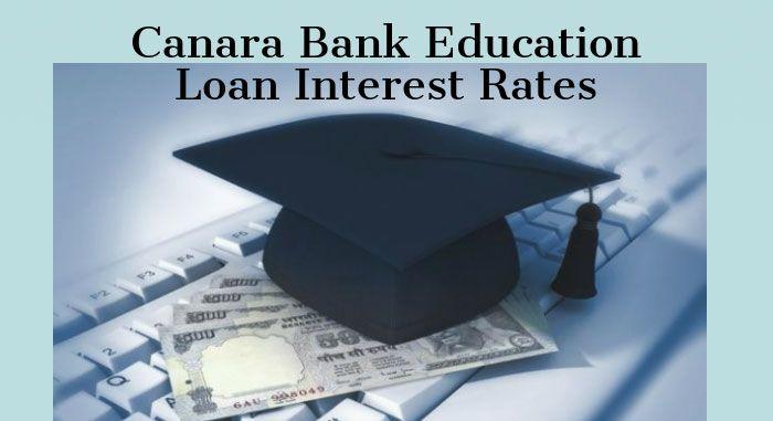 Canara Bank Education Loan Interest Rates Payday Loans Payday Loans Online Guaranteed Payday Loans