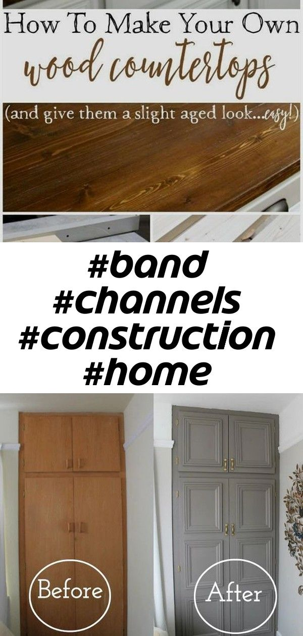Band Channels Construction Home Improvement Kb Youtube Home
