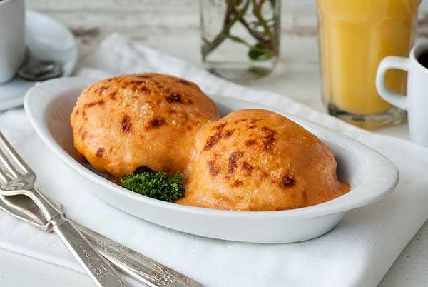 Gluten Free Artichoke, Ham, and Egg Gratin Recipe