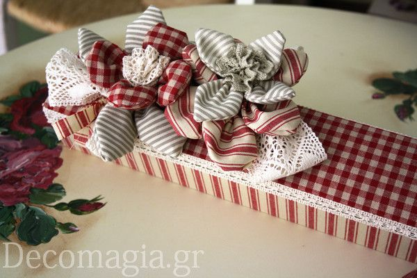A very special box for Easter Candle! (detail) Ένα πολύ ξεχωριστό λαμπαδόκουτο! (λεμπτομέρεια) Cucito Creativo