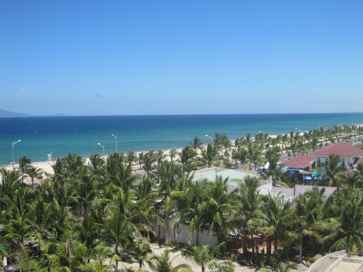 My Khe Beach, Da Nang, Viet Nam