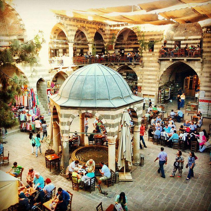 HasanPaşa Hanı Diyarbakır- Turkey