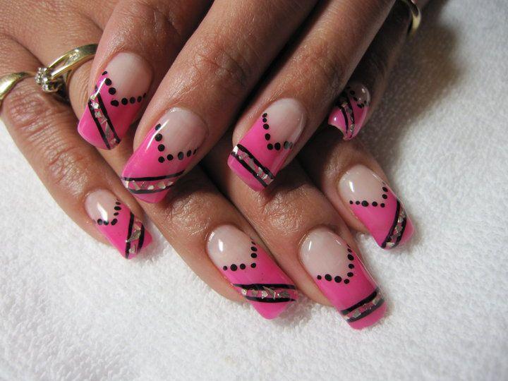 hot pink blitz