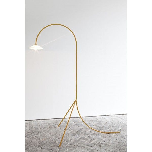 Standing Lamp No 1 Vloerlamp Staal Valerie Objects Lamp