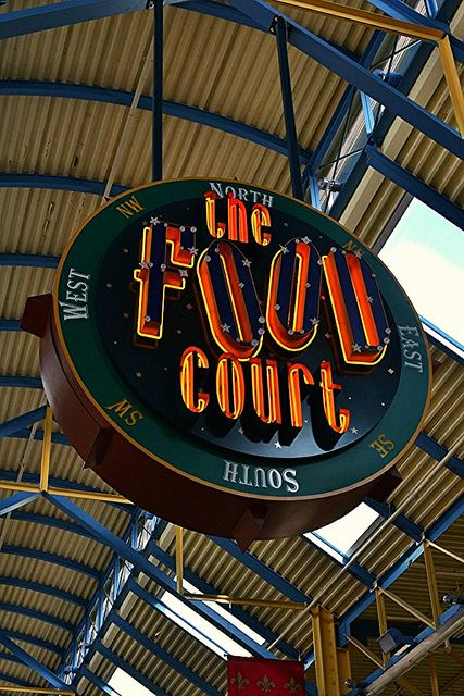 The Food Court, Judge Burger Now Presiding on Flickr.