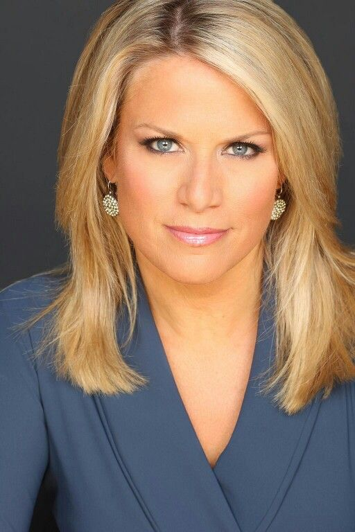 Martha MacCallum of America's Newsroom on FOX News Channel