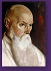 Portrait of Nicholas Roerich  This is where I go for a moment of sublime harmony and peace...