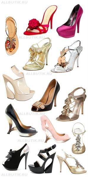 Стильная обувь и сумки