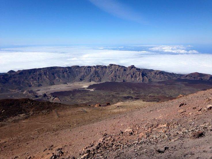Monte Teide Tenerife