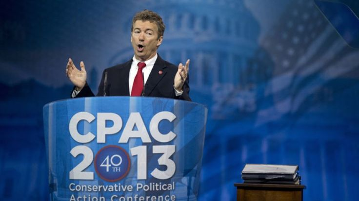 Sen. Rand Paul wins second straw poll at Northeast Republican Leadership Conference