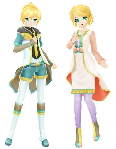 Project diva f kagamine rin and len proyect diva - Kagamine rin project diva ...