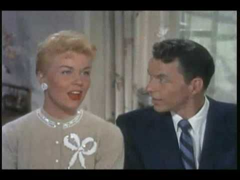 You, My Love - Frank Sinatra and Doris Day. From my favorite movie: Young at Heart. Boy did those two have chemistry.