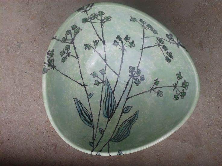 Floral bowl - PZs