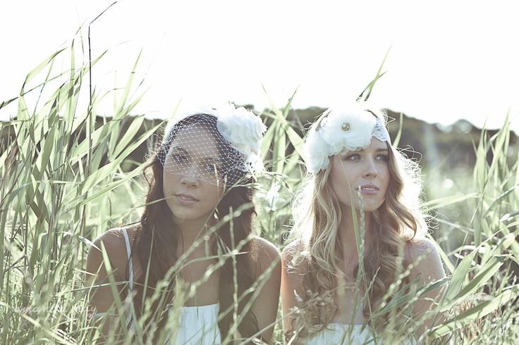 Amanda May - Marianne Headband & Whimsical Blooms