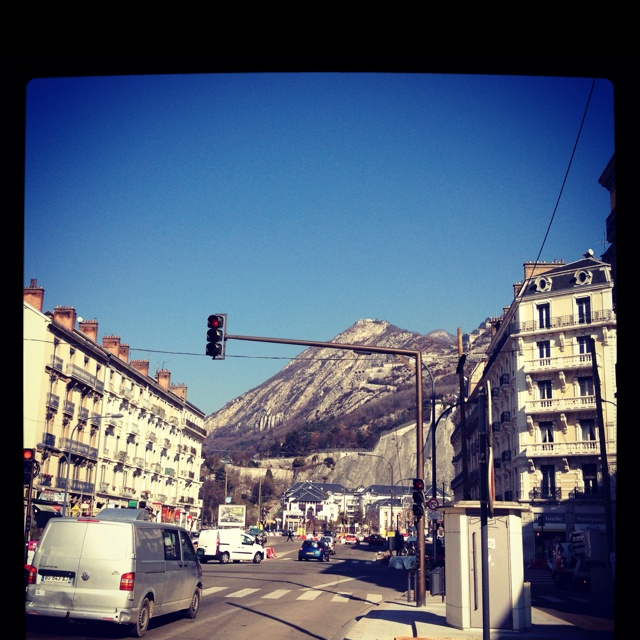 bastille grenoble escalade