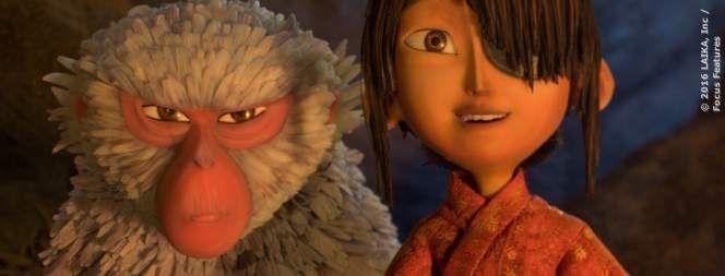 Das ist vielleicht der beste #Animationsfilm des Jahres - und ein Geheimtipp! ➠ https://www.film.tv/film/2016/kubo-der-tapfere-samurai-34433.html  #Kubo